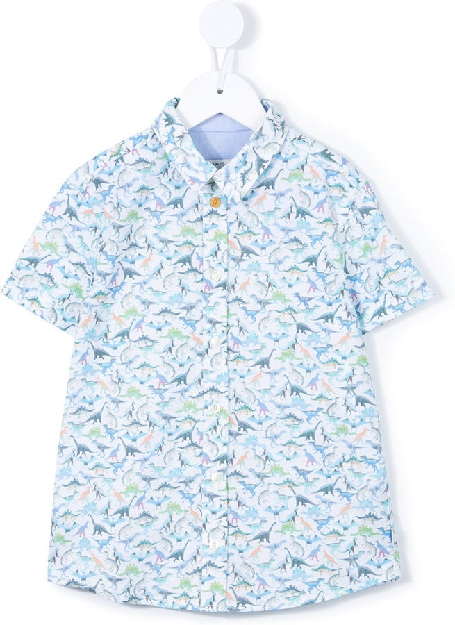 Paul Smith Dinosaur Print Shirt