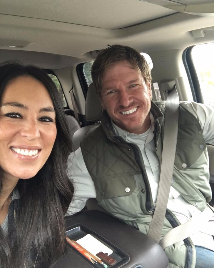 fixer upper season 5 tease popsugar home. Black Bedroom Furniture Sets. Home Design Ideas
