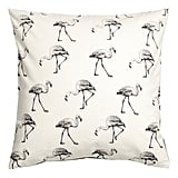 H&M Flamingo-Print Cushion Cover