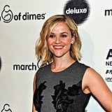 Reese Witherspoon hit the red carpet at the March of Dimes event.