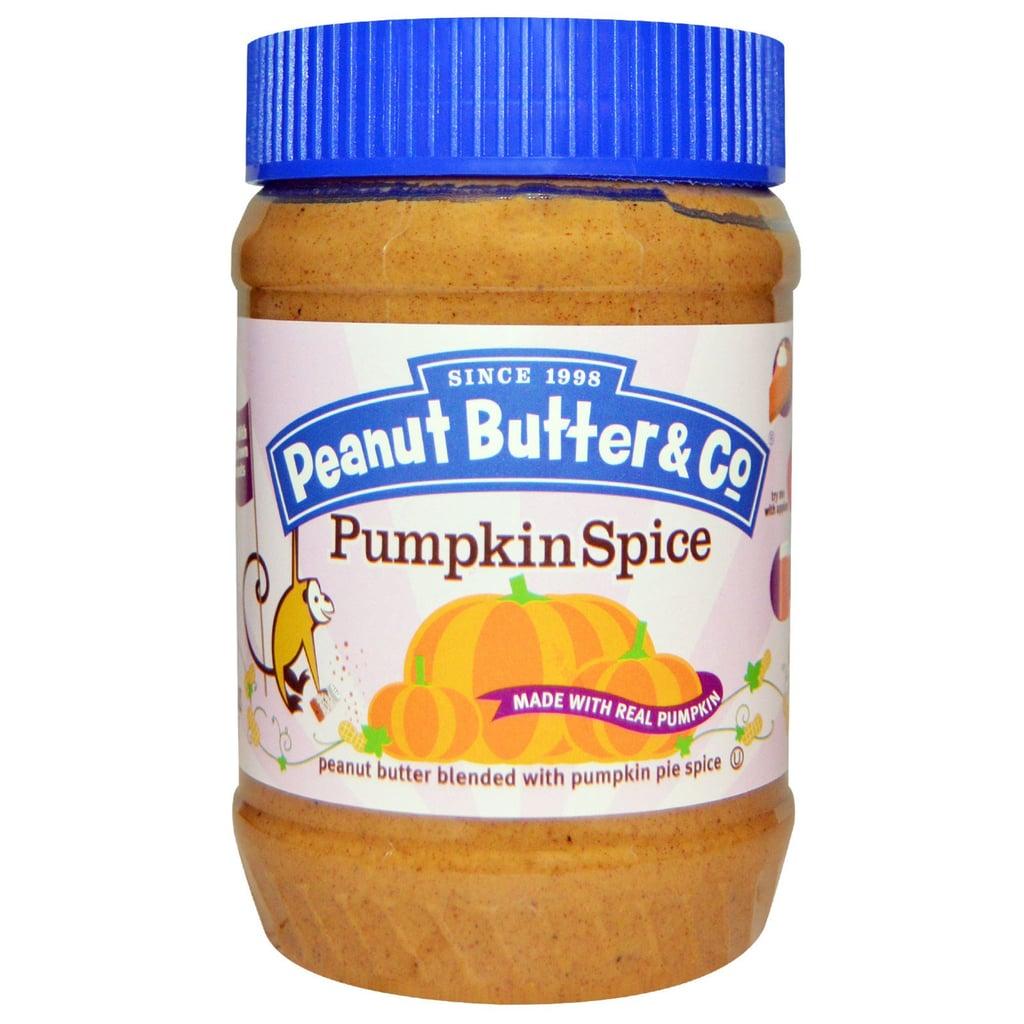 Peanut Butter & Co Pumpkin Spice Peanut Butter