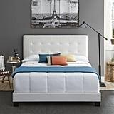 Premier Zurich II Upholstered Tufted Platform Bed Frame