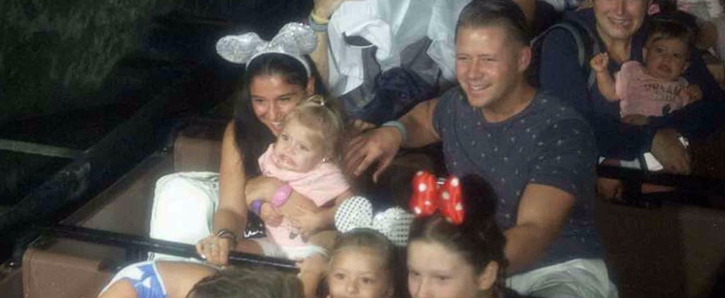 So This Little Girl Was Not Impressed by the Frozen Ride at Disney World