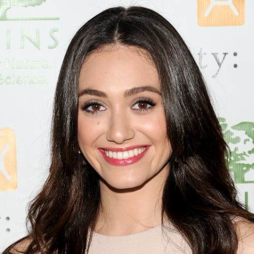 Emmy Rossum Hair Tips