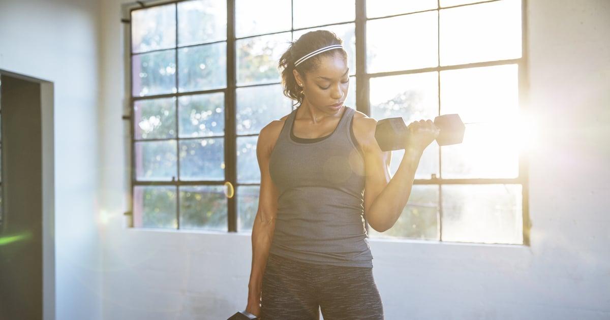 Shoulder Strength Workout