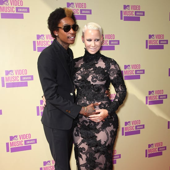 Amber Rose And Wiz Khalifa Are Having A Baby