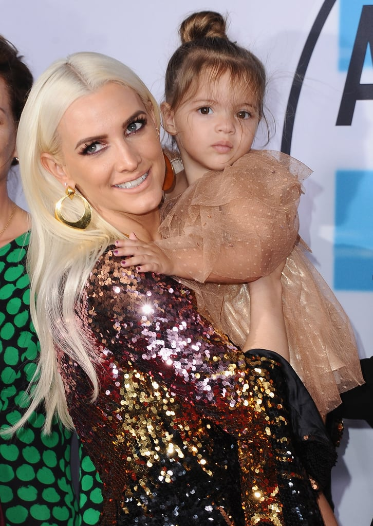 Ashlee Simpson and Jagger Ross