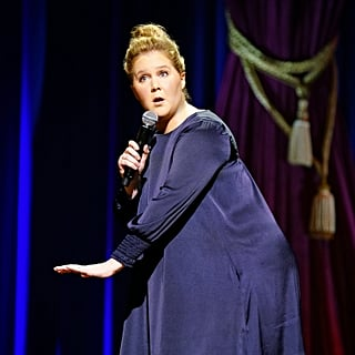 Amy Schumer Jokes About Being Pregnant With Meghan Markle