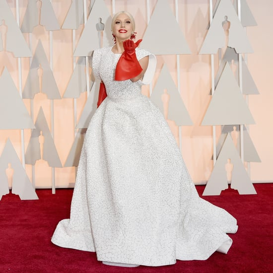 Lady Gaga at the Oscars Over the Years