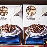 Cocoa Crunch Cereal ($3)