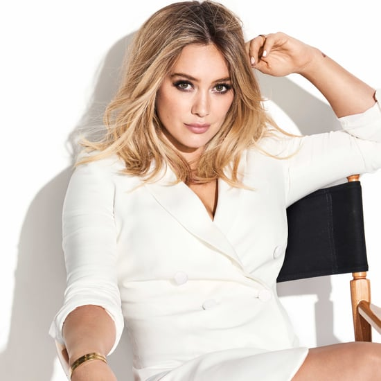 Hilary Duff on Cosmopolitan February Issue 2017