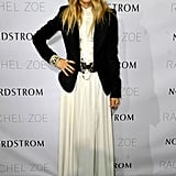 Rachel Zoe had a party in San Diego for her Spring 2012 collection.