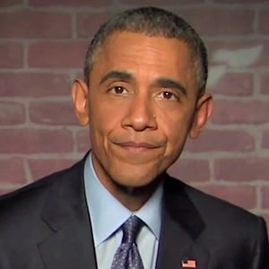 Barack Obama Reading Mean Tweets on Jimmy Kimmel