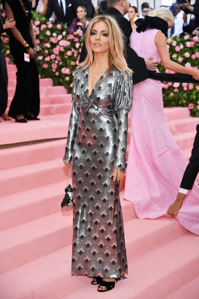 Sienna Miller at the 2019 Met Gala