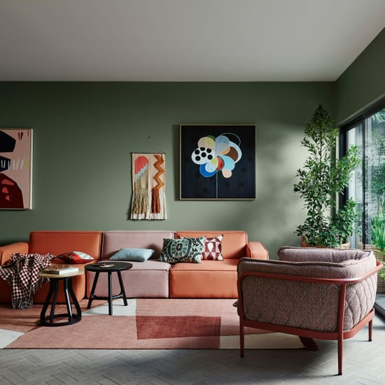 Home Decor Green Colour Trend 2018