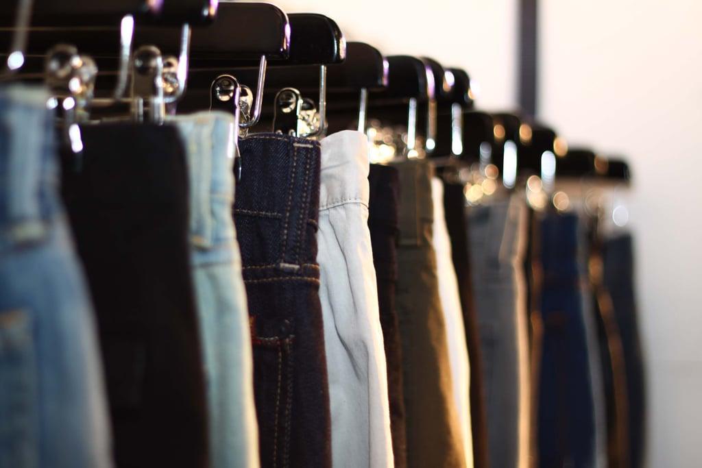 Net a Porter Denim Boutique Launch