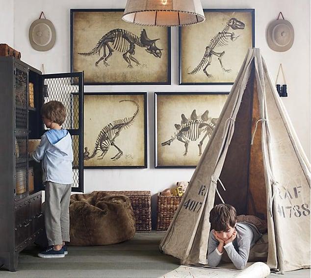 A Little Fossil Hunter's Fantasy