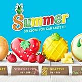 Krispy Kreme Fruit Doughnut Collection Summer 2019
