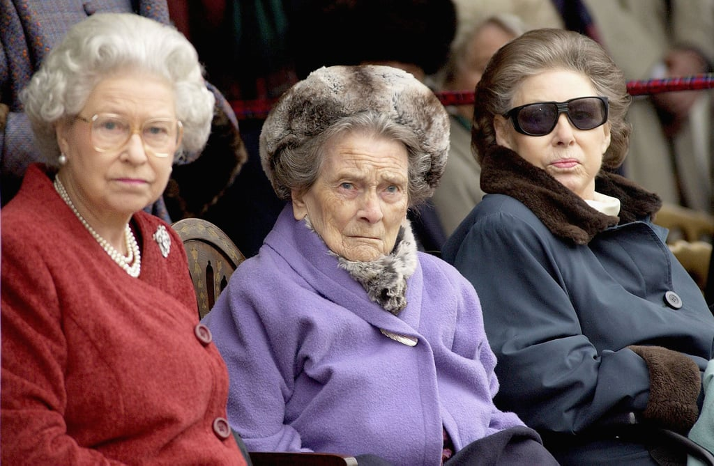 Pictures Of Princess Margaret Over The Years Popsugar Celebrity Uk