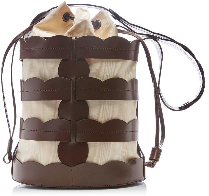 Trademark Scallop Hesse Bag