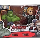 "Avengers Age of Ultron Thor & Hulk Die Cast Metals 4"" Figure Set"
