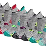 Saucony Women's Performance Heel Tab Athletic Socks