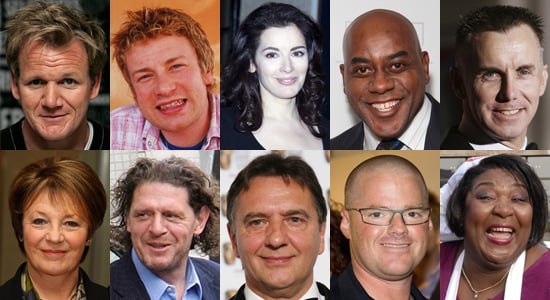 Pop Poll on Who is Your Favourite Celebrity Chef