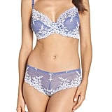 Wacoal Lace Underwire Bra and Embrace Tanga