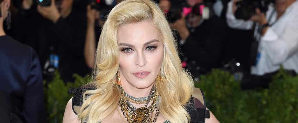 "Madonna Uses This $220 Face Mask on Her Butt Because ""It Has an Audience!"""
