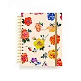 Roses Medium 17-Month Academic Planner
