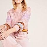 Mae Striped Pullover