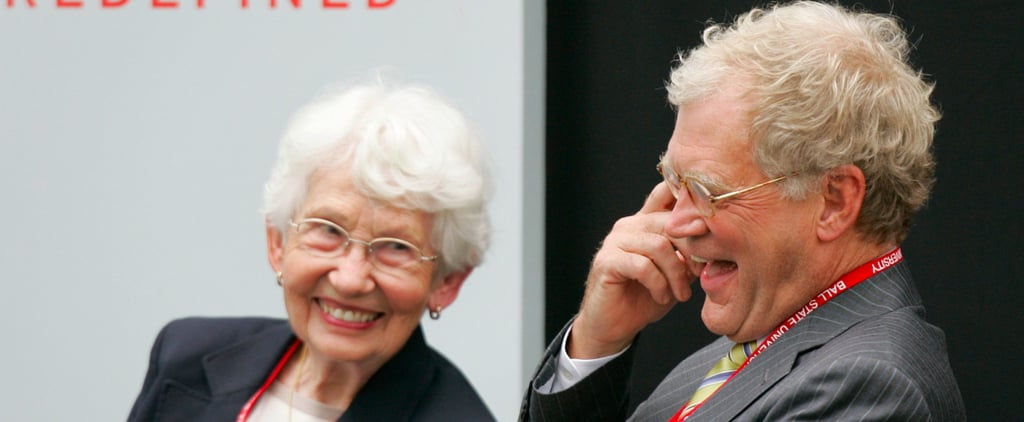 David Letterman's Mom, Dorothy Mengering, Dies at 95