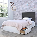 Cadence 2-Piece Twin Storage Bed With Headboard