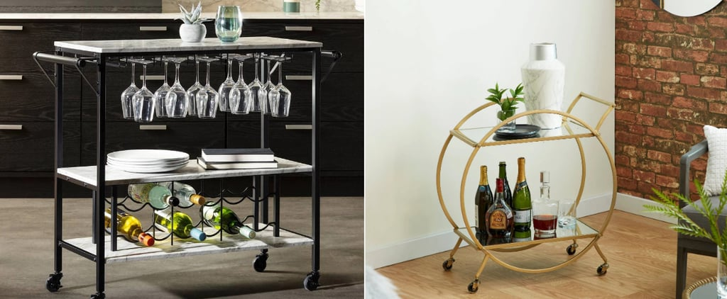 The Best Bar Carts From Target