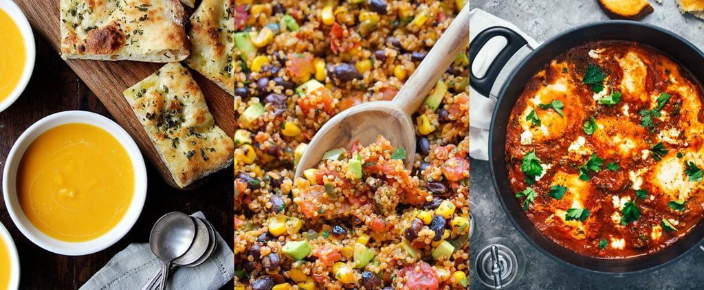 20+ Vegetarian Dinners For Those Who Can't Stand Washing Dishes