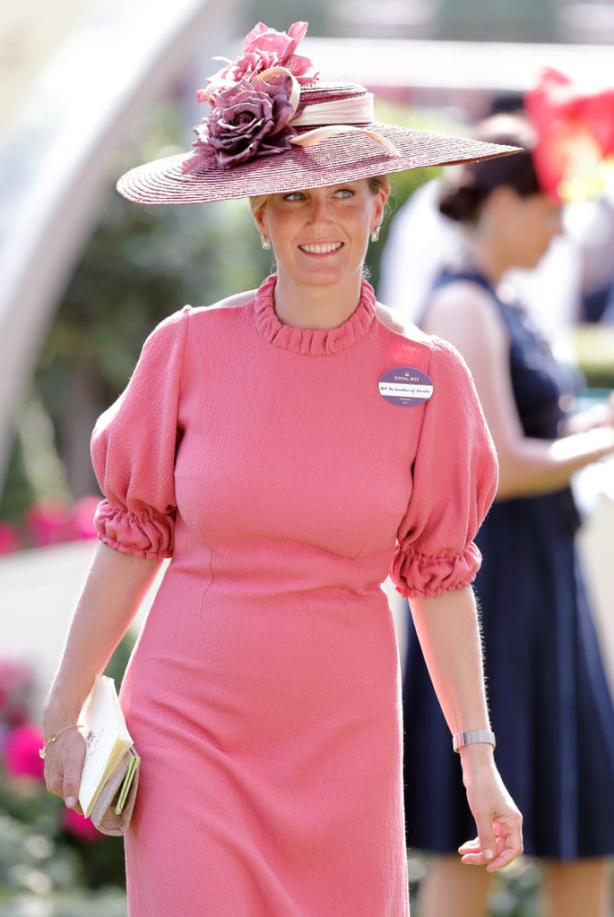 Sophie Countess of Wessex, Royal Ascot 2017