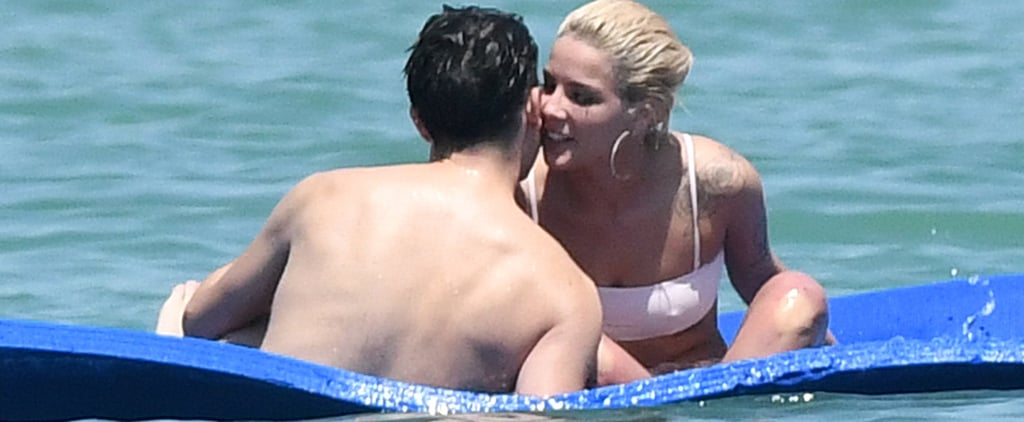 Halsey and G-Eazy PDA on Yacht in Miami March 2018
