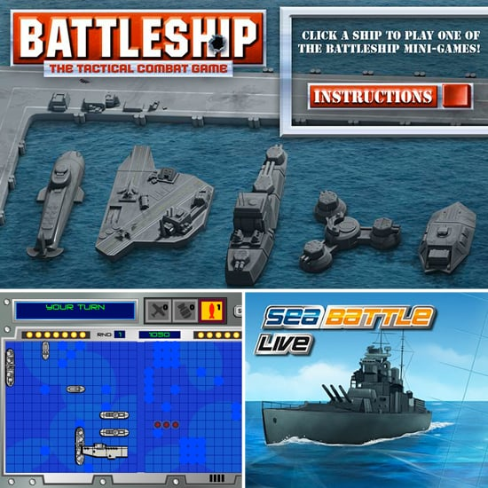 Ways To Play Battleship Online Popsugar Tech