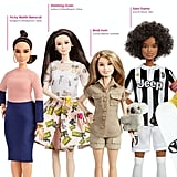 Historical Women Made Into Barbies
