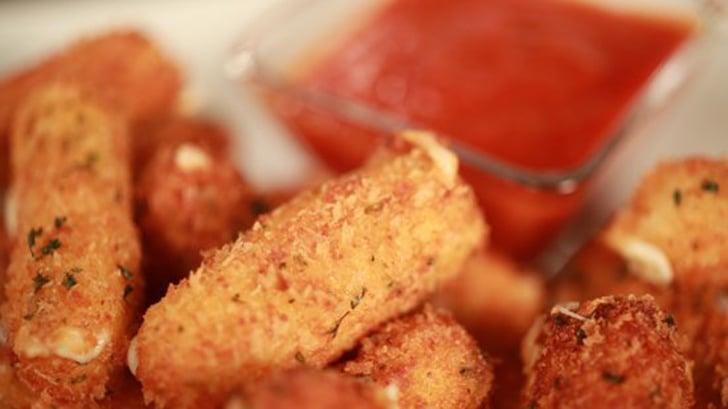 T.G.I. Fridays' Mozzarella Sticks