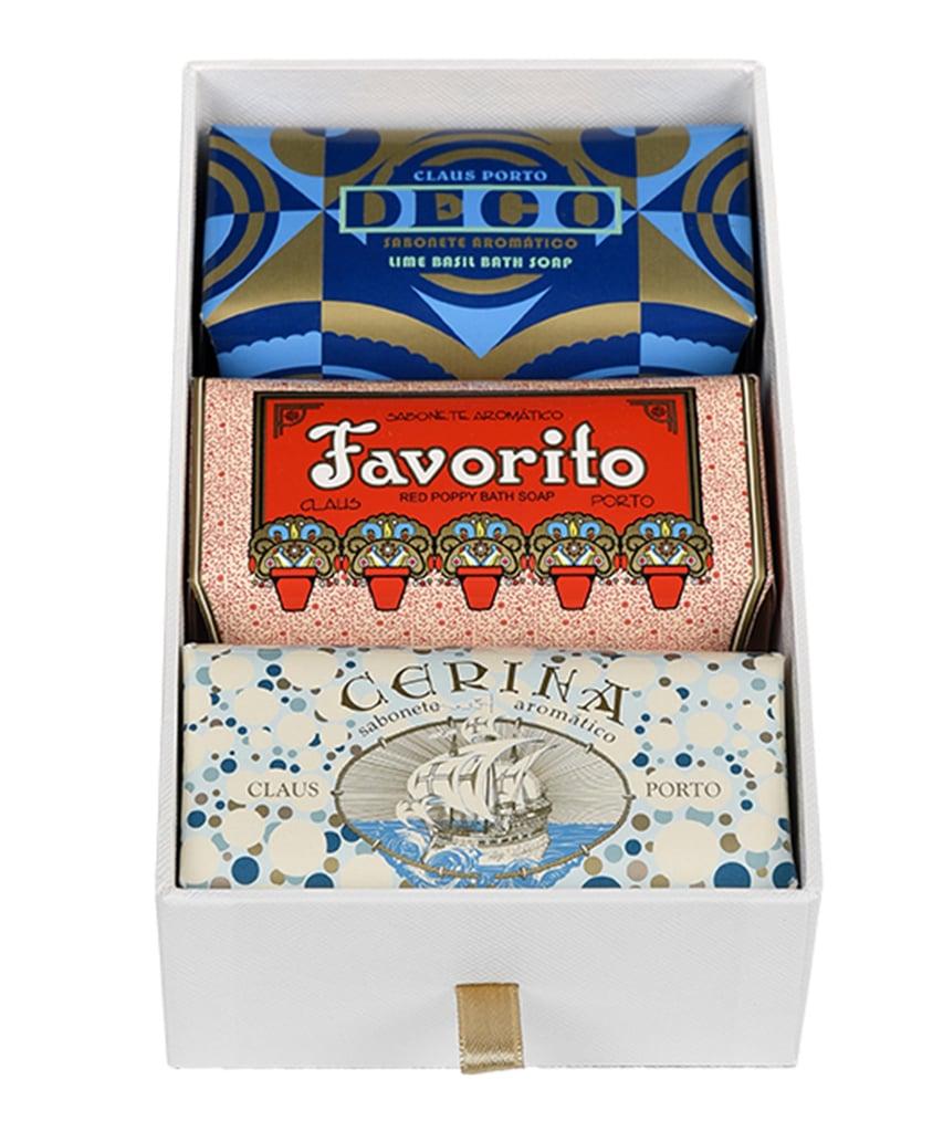 Claus Porto Bar Soap Set
