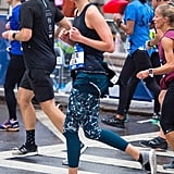 Karlie Kloss New York City Marathon