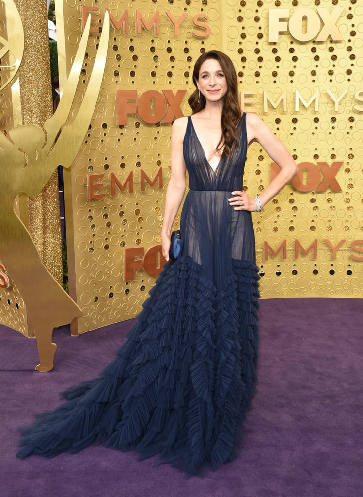 Marin Hinkle at the 2019 Emmy Awards