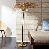 Ocean Palm Floor Lamp ($399)