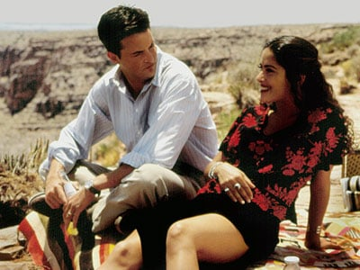 Fools Rush In Clip Featuring Matthew Perry and Salma Hayek