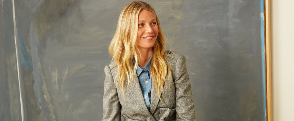 Gwyneth Paltrow Just Designed 4 Pieces to Complete Your Work Wardrobe