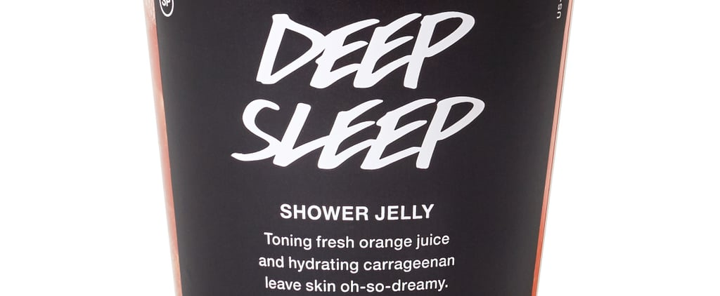 Lush Launches Shower Jelly to Help You Sleep