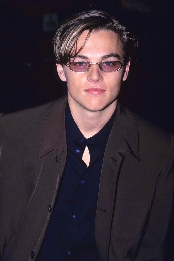 how old was leonardo dicaprio in 1996