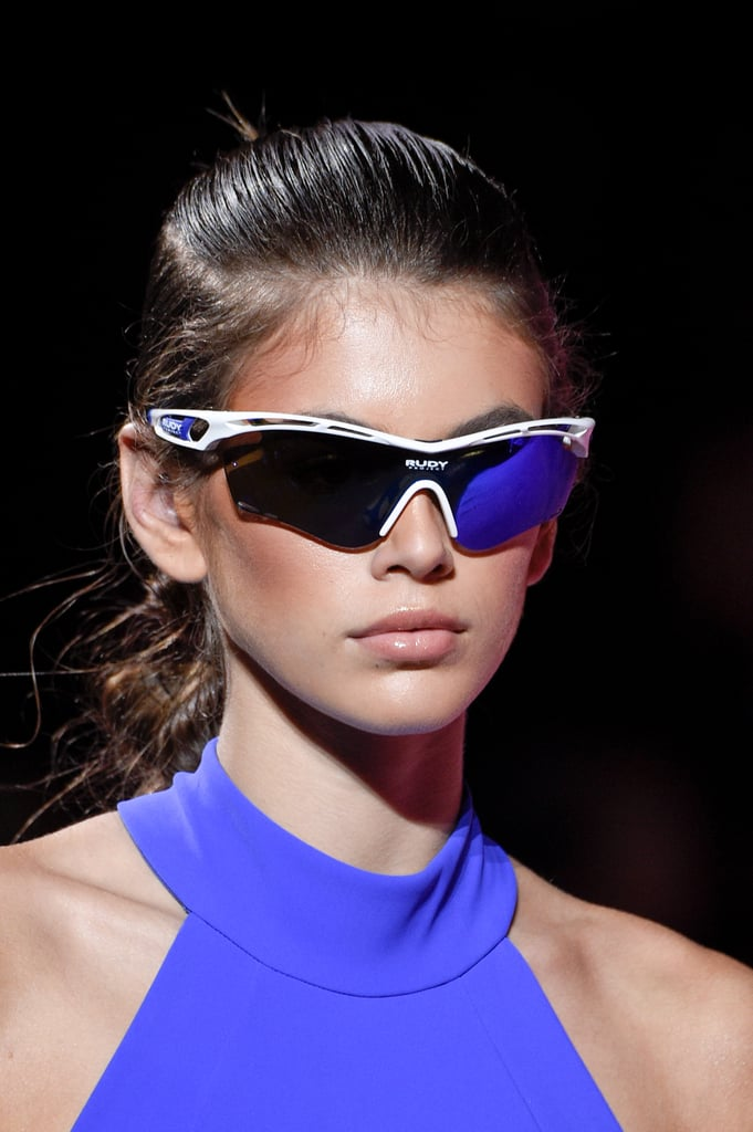 Image result for ski goggles sunglasses kaia gerber