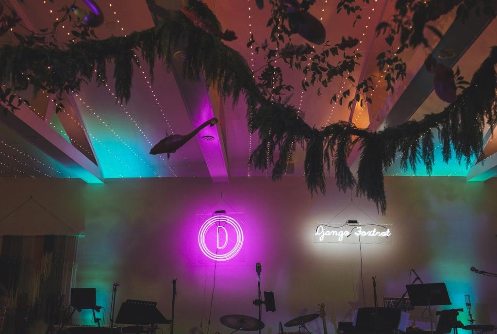 Tiki-Theme Bachelorette Party
